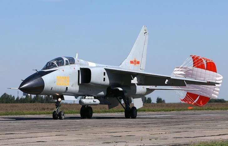 Бомбардировщик JH-7А
