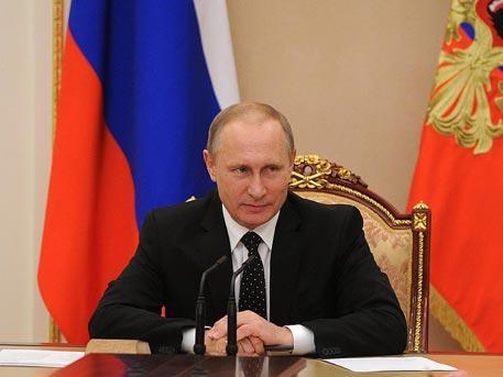 Владимир Путин обсудил решения МОК с членами Совбеза России