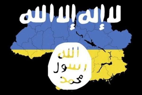 Украина наладила нелегальные поставки оружия террористам