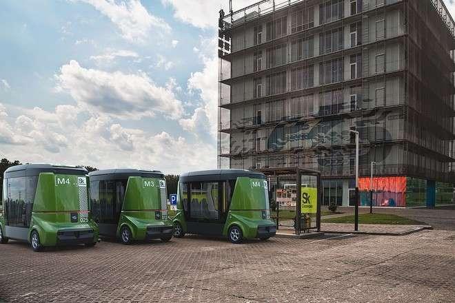 Российский автопром составит конкуренцию Tesla беспилотной Matrёshk'ой