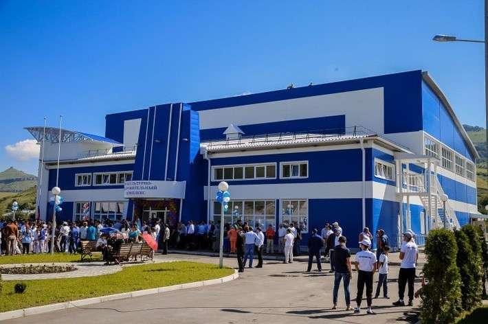 14. Новый спортивный комплекс открылся в Карачаево-Черкесии история, политика, факты