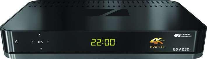4. GS Group освоил 4К: на рынок вышла первая российская приставка General Satellite для UHDTV история, политика, факты