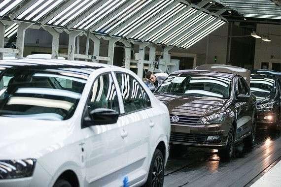 5. Volkswagen начал поставлять в Мексику седаны из России  история, политика, факты