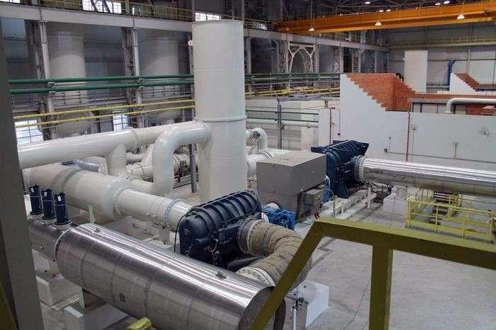 9. Среднеуральский медеплавильный завод ввел в работу новую кислородную станцию история, политика, факты