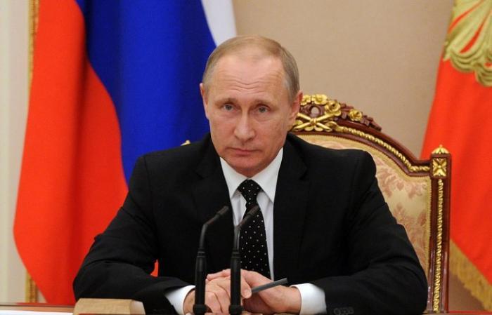 Владимир Путин назвал международный терроризм глобальной угрозой, «вызовом всей цивилизации»