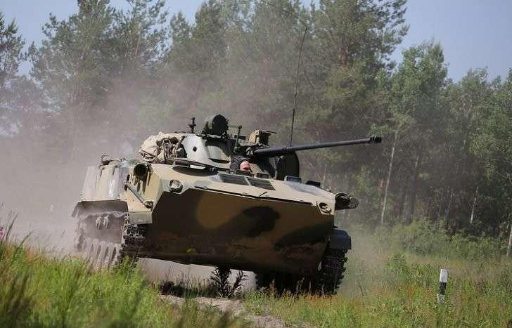 Россия за три года создала в Южном военном округе 13 дивизий и бригад