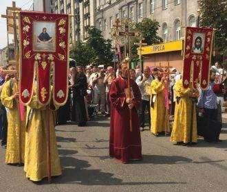 Крёстный ход в Киеве