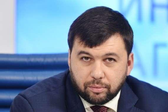 Пушилин: Украина выполнила 1 из 13 пунктов минских соглашений