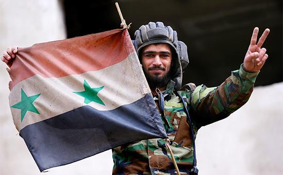 Сирийская армия загнала джихадистов в надёжный «котёл». Осталась одна проблема - США