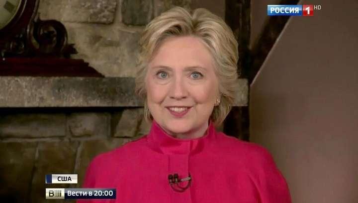 На помощь старухе Клинтон пришла старуха Мэрил Стрип
