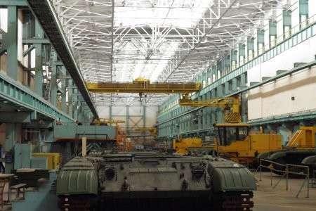 Харьковские рабочие обещают саботировать производство танков для киевской хунты