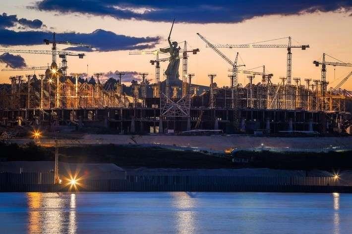 6. Строительство стадиона «Арена Победа» в Волгограде история, политика, факты