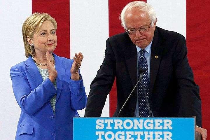 Американская элита устроила заговор, чтобы протащить в президенты Клинтон