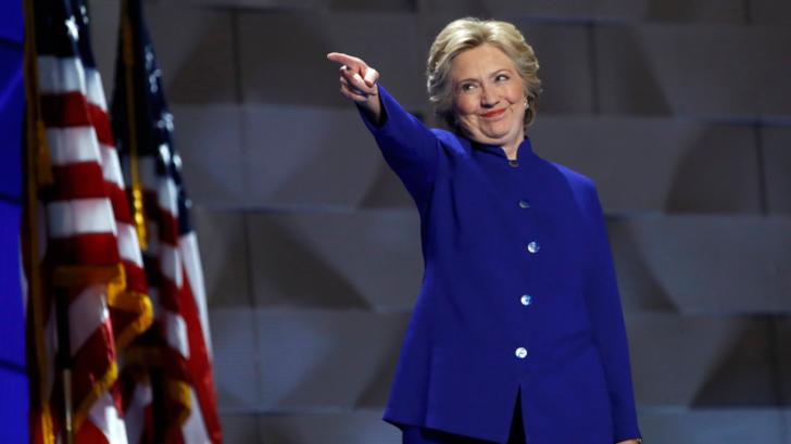 Хиллари Клинтон давно и прочно связана с кровавыми диктаторами Ближнего Востока