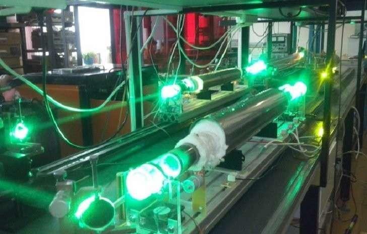 12. Российские физики получили уникальный лазер  Сделано у нас, история, политика, факты