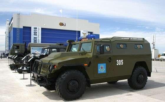 3. Опытный образец бронеавтомобиля «Тигр-6А» с шестым классом защиты создан в России  Сделано у нас, история, политика, факты