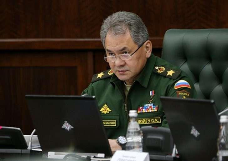 Сергей Шойгу дал понять Хунте, что Россия не позволит завоевать Донбасс