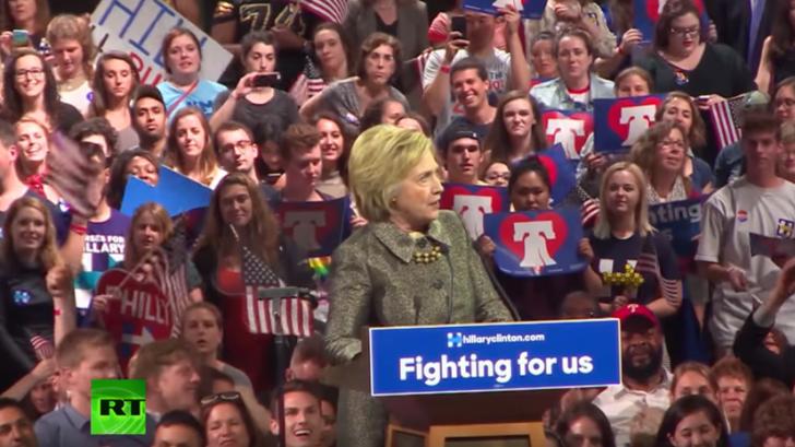 «Клинтон борется с Путиным», или американские СМИ перед выборами лгут гораздо больше