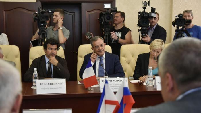 Тьерри Мариани: Лучше быть крымским татарином, чем русским в Прибалтике