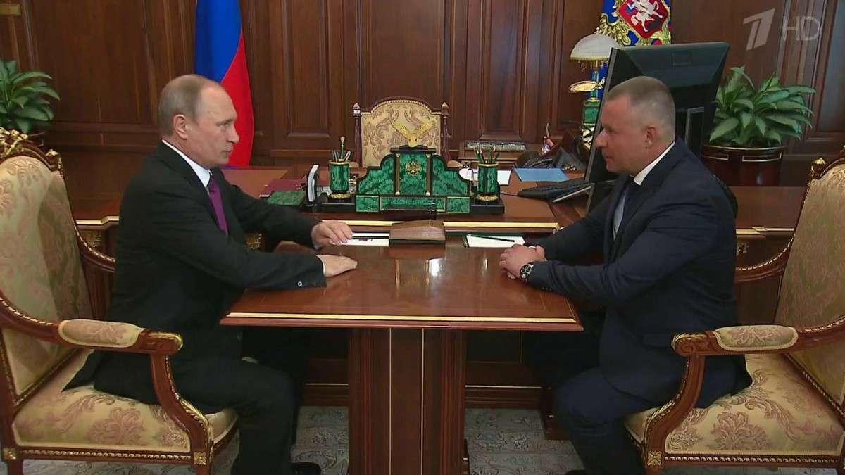 Главой руководства Калининградской области назначен 29-летний Антон Алиханов