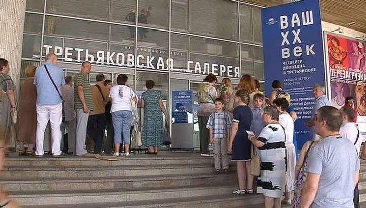 Выставка картин Айвазовского вызвала аншлаг в Третьяковке