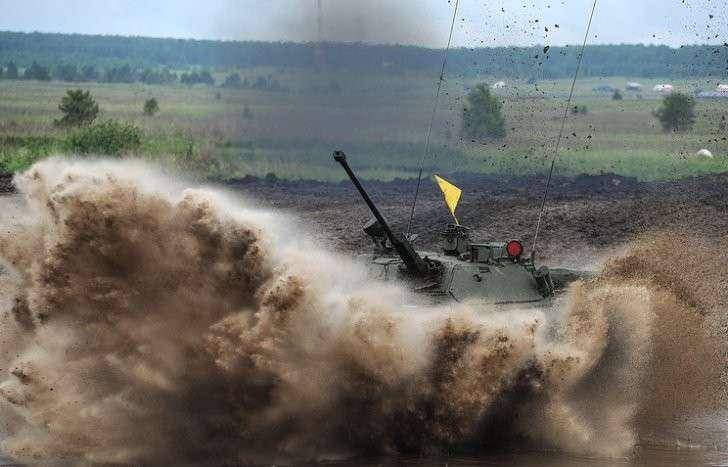 Армейские Международные Игры стартуют сегодня в парке «Патриот»