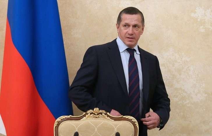 Полномочный представитель президента РФ в Дальневосточном федеральном округе Юрий Трутнев