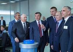 В Великом Новгороде запущен проект «Аммиак-4» и производство редкоземельных элементов