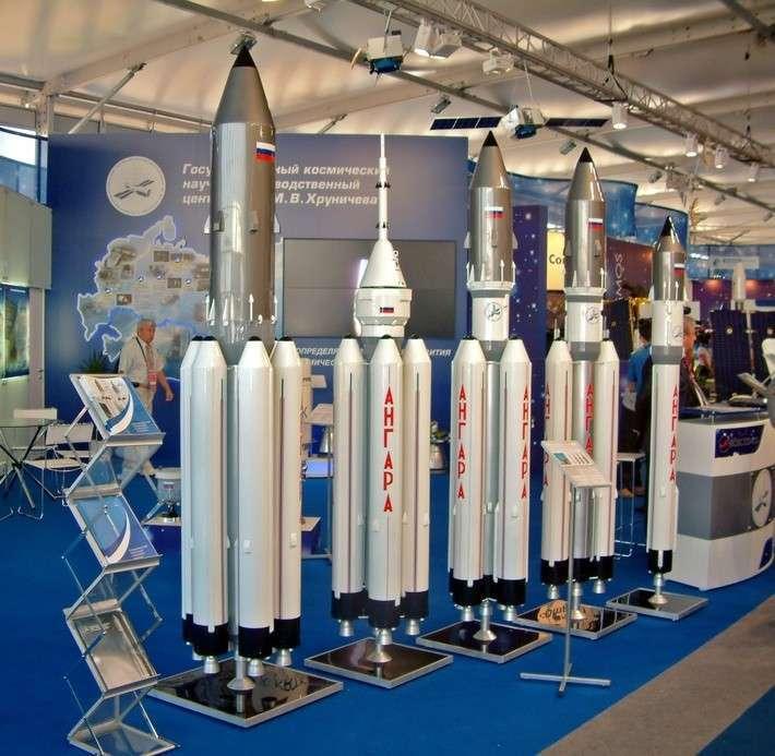 Россия и Южная Корея заключили контракт на поставку ракет-носителей «Ангара»