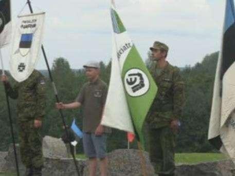 Сбор ветеранов СС и их почитателей прошёл в демократической Эстонии