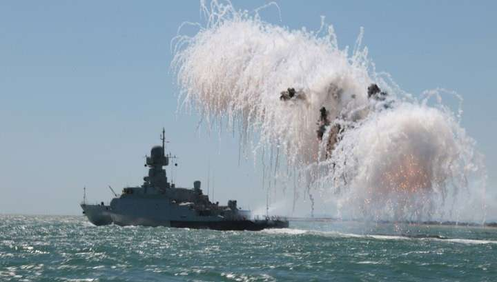 31 июля Россия празднует День Военно-Морского Флота