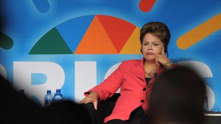 В Бразилии объявили дату финальной стадии импичмента Дилмы Русеф