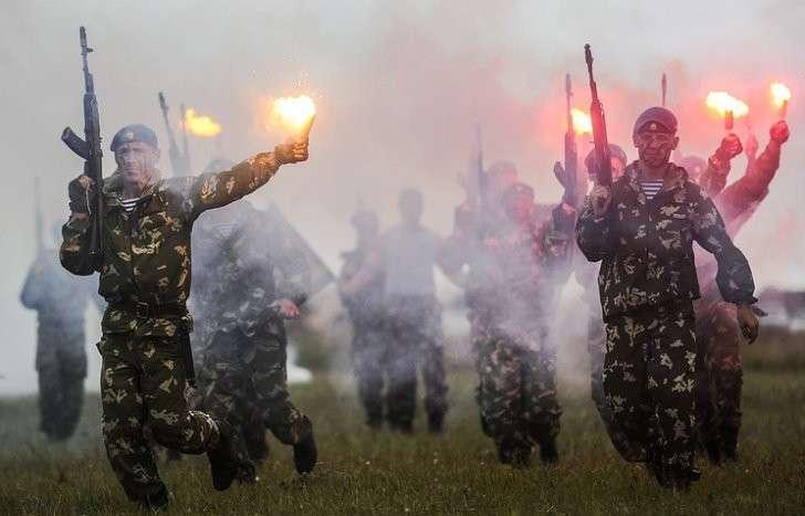 В 2017 году в Крыму планируется начать формирование полка ВДВ