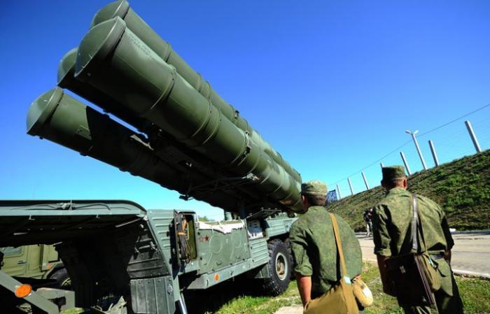 Минобороны РФ досрочно получило второй за год полк С-400