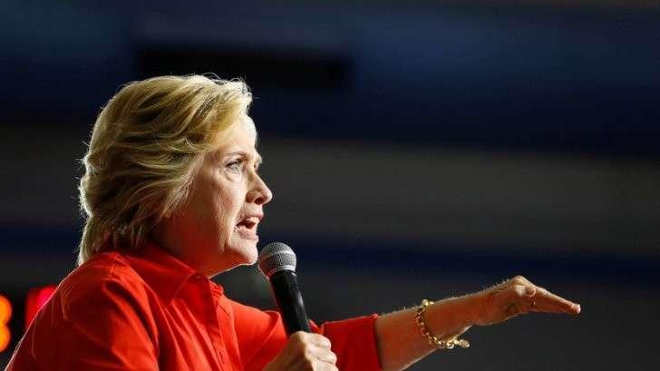 Обвинения старушки Клинтон в адрес России строятся на домыслах и предположениях