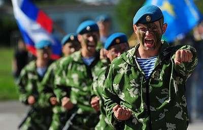 Крылатая пехота: история Воздушно-десантных войск России