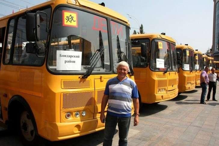 7. Тамбовская область передала 48 новых автобусов школам история, политика, факты