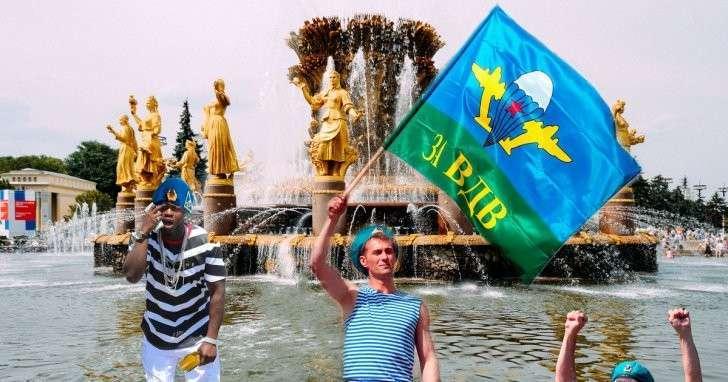 День ВДВ в Парке Горького и на ВДНХ. Где провести самый «жаркий» праздник лета?