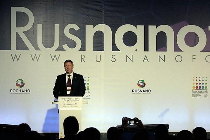 Успехи Чубайса: Убытки «Роснано» выросли втрое