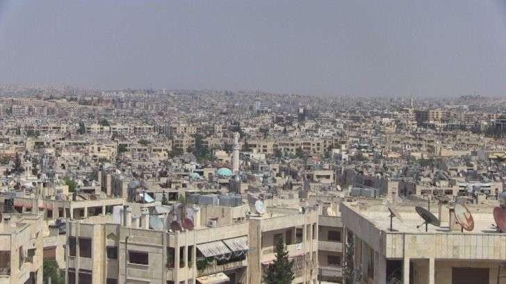Террористами под Алеппо командует саудовский шейх, работающий на американцев и саудитов