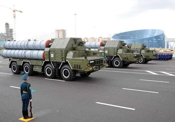 В Казахстан поставлено 5 систем ПВО С-300