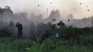 Ополченцы заявили о начале артобстрела Донецка