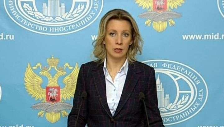 Мария Захарова: США поддерживают в Сирии убийц женщин и детей