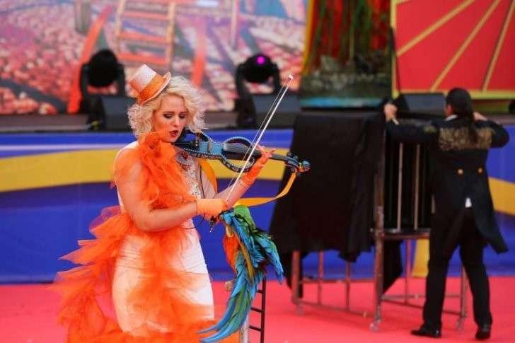 Лето в Москве! Фестиваль варенья