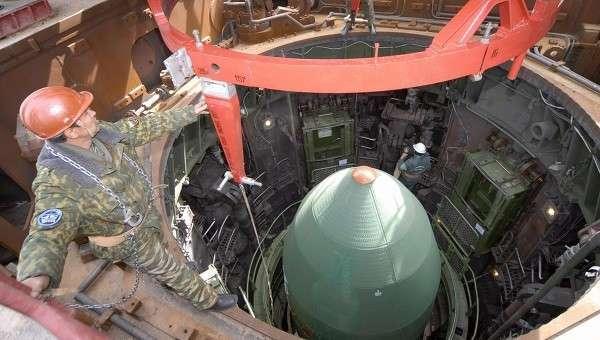 Рябков: Ядерный арсенал России находится на уровне разумной достаточности