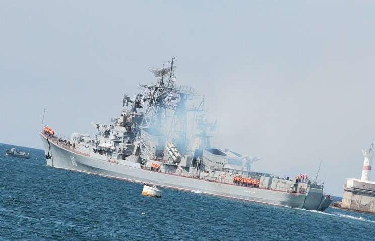 Минобороны РФ: масштабные учения сил ЧФ начались в акватории Чёрного моря