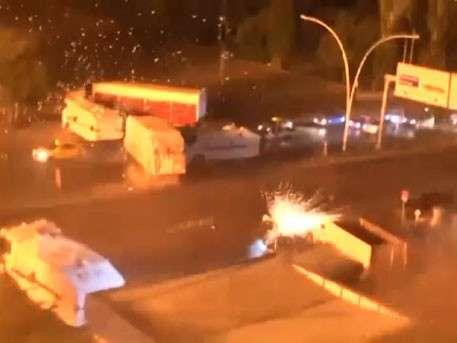Залпы орудий и удар с воздуха: как заговорщики нападали на штаб-квартиру турецкой полиции 16 июля