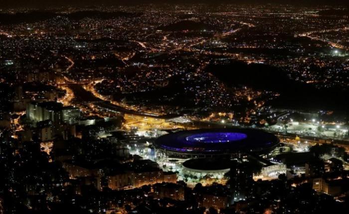 Церемония открытия Летних Олимпийских игр 2016 в Рио-де-Жанейро. Прямая трансляция