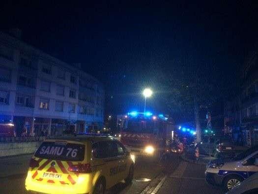 Во французском Руане прогремел взрыв в баре, погибли 13 человек