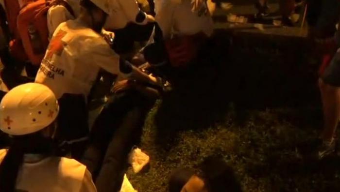 Рио-де-Жанейро кипит от народных протестов